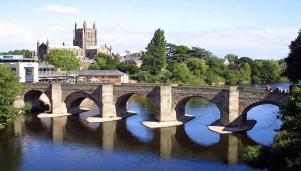 Hereford, Herefordshire, England