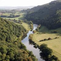 Hough Woods & Wye Valley Walk, Herefordshire