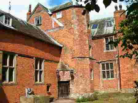 Hellens Manor House, Much Marcle, Herefordshire, England