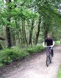 Cycling Herefordshire