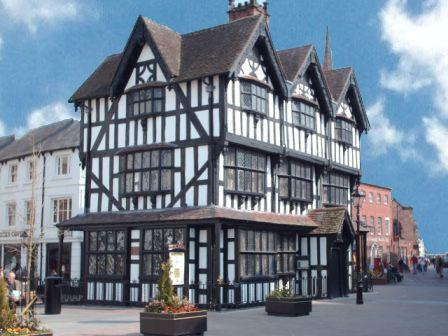 The Old House Museum in Hereford
